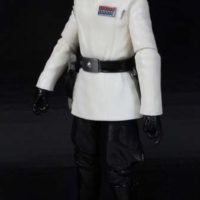 Star Wars Black Series Director Krennic 6 Inch Rogue One Movie Action Figure Toy Review