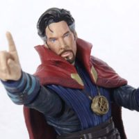 Marvel Select Doctor Strange Movie Diamond Select Toys Action Figure Toy Review