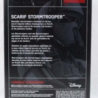 Star Wars Black Series Scarif Trooper Rogue One Movie 6 Inch Action Figure Toy Review
