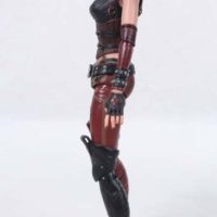 NECA 7 Inch Harley Quinn TRU Batman Arkham City Video Game Toys R Us Exclusive Action Figure Review