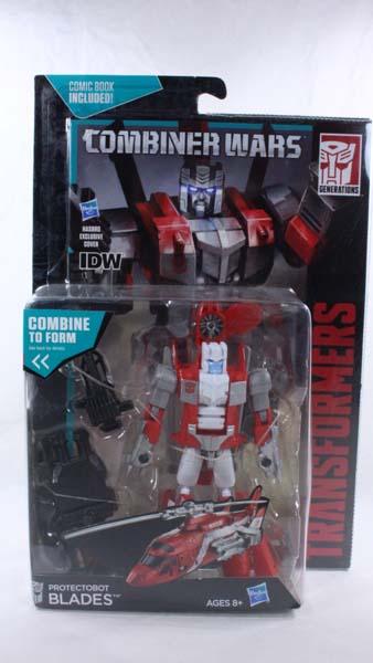 Transformers Combiner Wars Blades