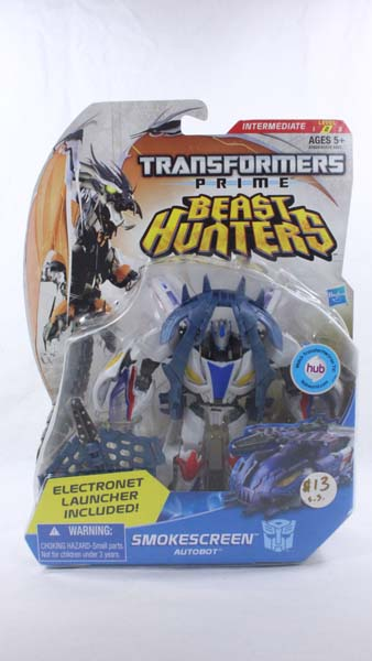 Transformers Beast Hunters Smokescreen
