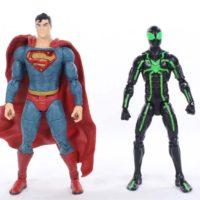 DC Collectibles Lee Bermejo Superman Designer Series 7 Inch Action Figure DC Comics Toy Review