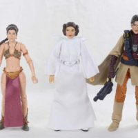 Star Wars Black Series Princess Leia A New Hope Episode IV Carrie Fisher Action Figure Toy Review