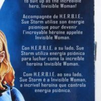 Marvel Legends Invisible Woman Walgreens Exclusive Fantastic Four Action Figure Toy Review