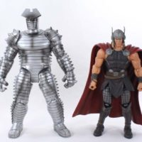 Marvel Select Destroyer Odin Diamond Select Toys Comic Action Figure Toy Review