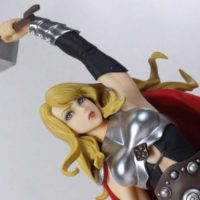 Bishoujo Thor Kotobukiya Marvel Comics Jane Foster Statue Review