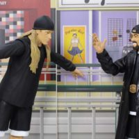 Mallrats Silent Bob and Rene Diamond Select Toys Kevin Smith Movie Action Figure Toy Review