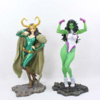 Bishoujo Lady Loki Kotobukiya Marvel Comics Statue Review