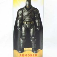 MAFEX Armored Batman v Superman Dawn of Justice Medicom DC Comics Action Figure Toy Review