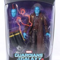 Marvel Legends Yondu Guardians of the Galaxy Vol. 2 Titus BAF Wave Movie Action Figure Toy Review