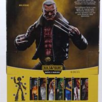 Marvel Legends Old Man Logan Wolverine Warlock BAF Wave Action Figure Toy Review