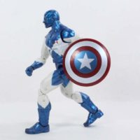 Marvel Legends Vance Astro Guardians of the Galaxy Vol  2 Titus BAF Wave Action Figure Toy Review