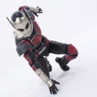 SH Figuarts Ant Man Captain America Civil War Bandai Tamashii Nations Action Figure Toy Review