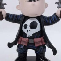Gentle Giant Marvel Animated Punisher Baby Statue Review