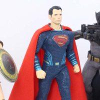 Mezco Toyz Superman One:12 Collective Batman v Superman DC Comics Movie Action Figure Toy Review