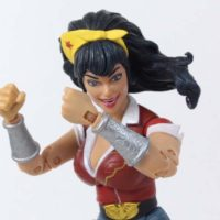 DC Bombshells Wonder Woman DC Collectibles 7 Inch Scale Ant Lucia Designer Series Figure Toy Review