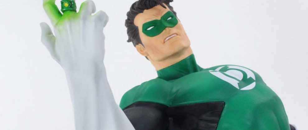 Kotobukiya Green Lantern Jim Lee 1:6 Scale ArftFX DC Comics Statue Review