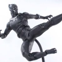 Hot Toys Black Panther 1:6 Scale Captain America Civil War Marvel Movie Action Figure Review