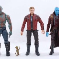 Marvel Legends TRU Groot Guardians of the Galaxy Vol. 2 Toys R Us Exclusive Figure Review