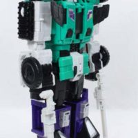 Transformers Six Shot Titans Return Generations Leader Class Hasbro Action Figure Review