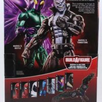 Marvel Legends Tombstone Spider-Man Homecoming Vulture Wing BAF Wave Action Figure Toy Review