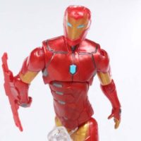 Marvel Universe Invincible Iron Man 3.75 Inch Legends Series Comic Action Figure Toy Review