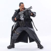 Mezco Toyz Punisher Fully Loader Deluxe PX Exclusive ONE:12 Collective Marvel Figure Review