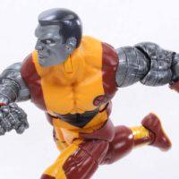 Marvel Legends Colossus 2017 X-Men Warlock BAF Wave Action Figure Toy Review