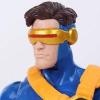 Marvel Legends Jim Lee Cyclops 2017 X-Men Warlock BAF Wave Action Figure Toy Review