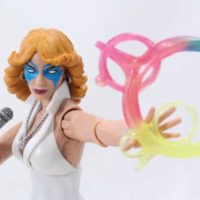 Marvel Legends Dazzler X-Men Warlock BAF Wave Action Figure Toy Review