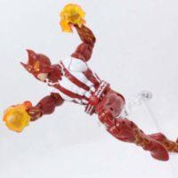 Marvel Legends Sunfire X-Men 2017 Warlock BAF Wave Action Figure Toy Review