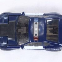Transformers Barrricade The Last Knight Deluxe Class Movie Hasbro Action Figure Toy Review