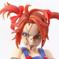 Bishoujo Chucky Kotobukiya Bride of Chucky Movie Statue Review