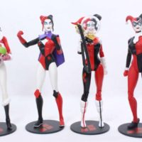 DC Collectibles Harley Quinn Amanda Connor Designer Series DC Comics Action Figure Toy Review