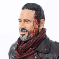AMC's The Walking Dead Negan 7 Inch TV Series McFarlane Toys Action Figure Toy Review