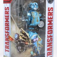 Transformers Squeaks The Last Knight Movie Premier Edition Deluxe Class Action Figure Toy Review