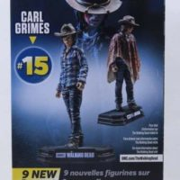 The Walking Dead Carl Grimes 7 Inch Scale AMC TV Series McFarlane Toys Action Figure Toy Review