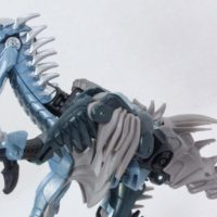 Transformers The Last Knight Slash Premier Edition Deluxe Class Movie Hasbro Dinobot Figure Toy Review