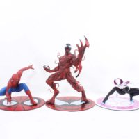 Carnage Marvel NOW ArtFX+ Kotobukiya Spider Man Comic Statue Review
