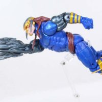 Marvel Legends Deaths Head II Guardians of the Galaxy Vol  2 Mantis BAF Action Figure Toy Review
