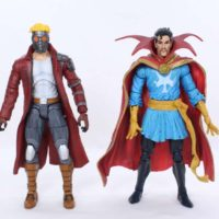 Marvel Select Star Lord Disney Store Exclusive Diamond Select Toys Action Figure Review