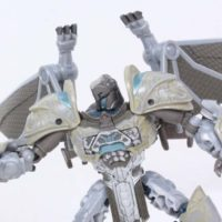 Transformers Steelbane The Last Knight Deluxe Class Movie Action Figure Toy Review