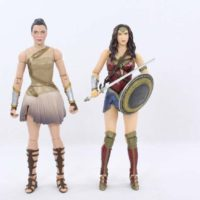 DC Multiverse Wonder Woman Themyscira 6 Inch Mattel Ares Wave Movie Action Figure Toy Review