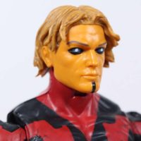 Marvel Legends Adam Warlock Mantis BAF Guardians of the Galaxy Vol 2 Movie Action Figure Toy Review