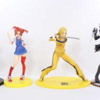 Kill Bill Vol 1 The Bride Bishoujo Quentin Tarantino Movie Kotobukiya Statue Review
