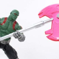 Marvel Select Drax Guardians of the Galaxy Disney Store Exclusive Action Figure Toy Review