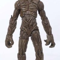 Marvel Select Groot Disney Store Exclusive Diamond Select Toys Comic Action Figure Review