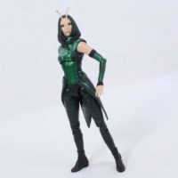 Marvel Legends Mantis BAF Guardians of the Galaxy Vol  2 Movie Build A Figure Toy Review