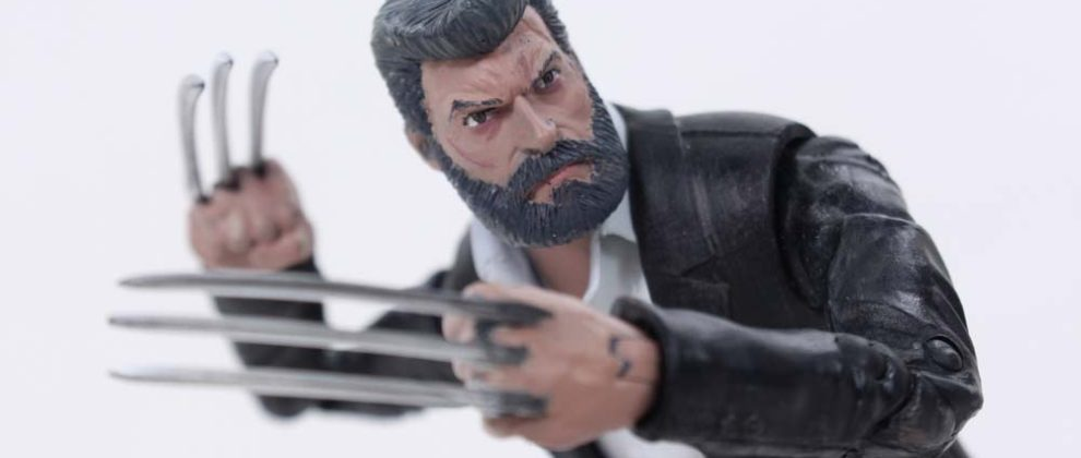 Marvel Legends Logan Movie Custom by Marvel Custom Figures Marvel Toy Review